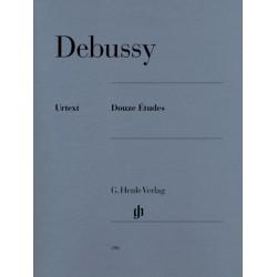 DEBUSSY ETUDES (12)