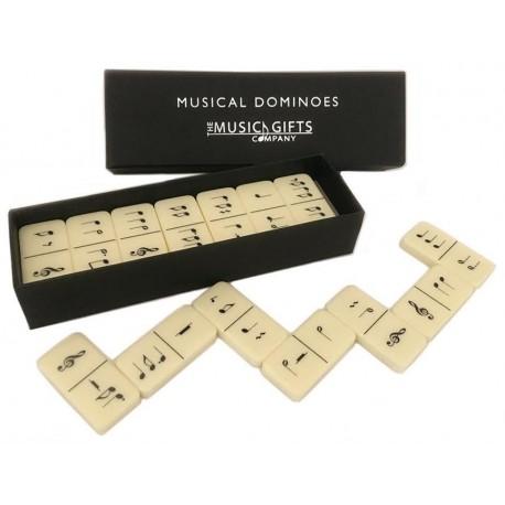 DOMINOS JEU MUSICAL