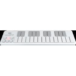 KORG CLAVIER USB NANOKEY2 WH