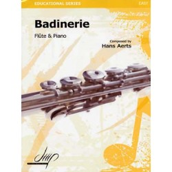 HANS AERTS : BADINERIE
