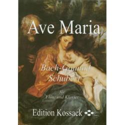 BACH-GOUNOT-SCHUBERT : AVE MARIA