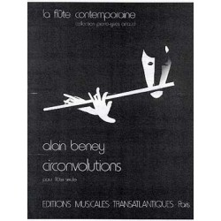 ALAIN BENEY : CIRCONVOLUTIONS