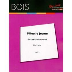 Alexandre Ouzounoff Pline le jeune - Clarinette seule