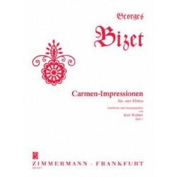 GEORGES BIZET : IMPRESSIONS-CARMEN