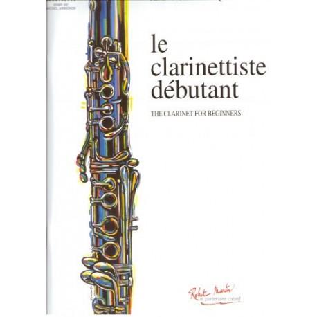 CROCQ LE CLARINETTISTE DEBUTANT