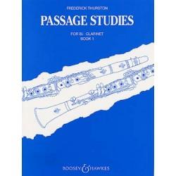 FREDERICK THURSTON PASSAGE STUDIES CLARINETTE 1