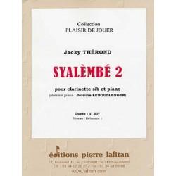 THEROND JACKY SYALEMBE 2 CLARINETTE ET PIANO