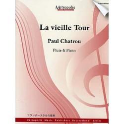 CHATROU PAUL : LA VIEILLE TOUR