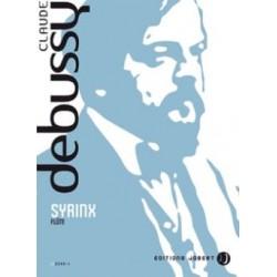 DEBUSSY CLAUDE : SYRINX