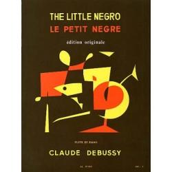 DEBUSSY CLAUDE : LE PETIT NEGRE