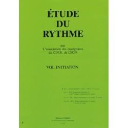 C.N.R. de Lyon - Etude du rythme Vol.Initiation