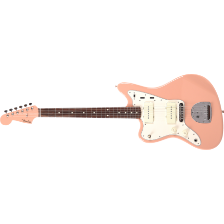 FENDER JAZZMASTER 60 JAPAN FADED PINK GAUCHER