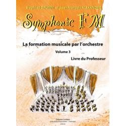 DRUMM Siegfried / ALEXANDRE Jean François Symphonic FM Vol.3 : Professeur
