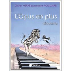 HERVE Charles / POUILLARD Jacqueline L'Opus en plus