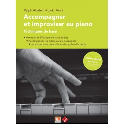 ACCOMPAGNER ET IMPROVISER AU PIANO RALPH ABELEIN