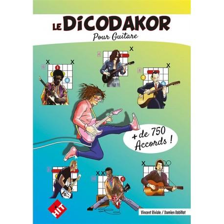 DICODAKOR Vincent Riviale, Damien Robillot