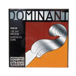 DOMINANT JEU DE CORDES VIOLON 3/4