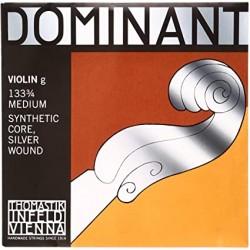DOMINANT CORDE SOL VIOLON 3/4