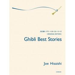 Joe Hisaishi Ghibli Best Stories