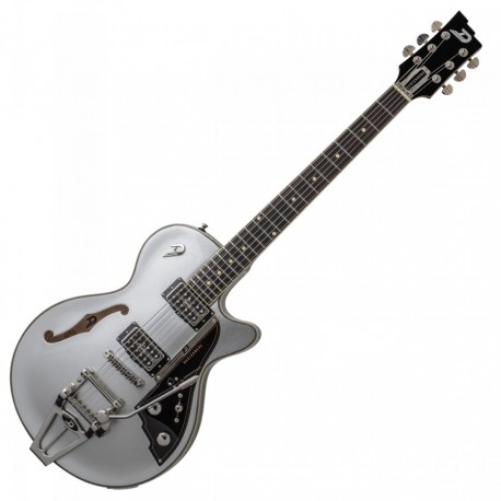 DUESENBERG STARPLAYER TV 25TH ANNIVERSARY METALLIC SILVER