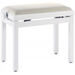 STAGG BANQUETTE BLANC MAT