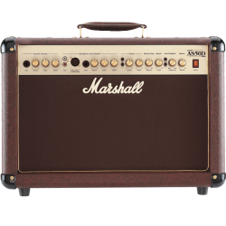 AMPLI GUITARE ELECTRO-ACOUSTIQUE MARSHALL AS50D