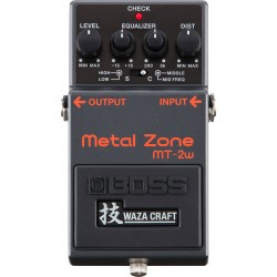 BOSS MT2W WAZACRAFT