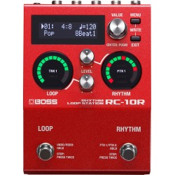 BOSS RC10R RYTHM LOOP STATION