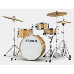 YAMAHA STAGE CUSTOM HIP NATURAL WOOD