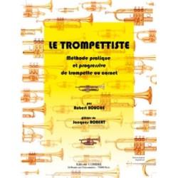 Robert Bouché Le trompettiste methode trompette