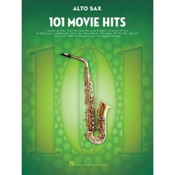 101 MOVIE HITS FOR SAXOPHONE