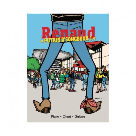 RENAUD PUTAIN D SONG BOOK