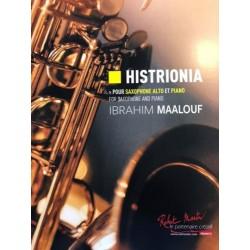 IBRAHIM MAALOUF Musique Instrumentale Formation : Saxophone Style et options : Saxophone et piano