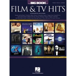 The Big Book Of Film & TV Hits
