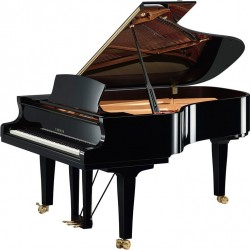 YAMAHA PIANO S6X NOIR BRILLANT