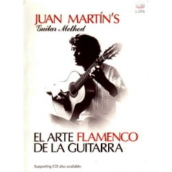 MARTIN EL ARTE FLAMENCO DE LA GUITARRA