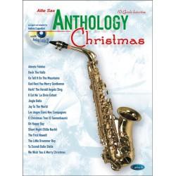 ANTHOLOGY CHRISTMAS SAXOPHONE ALTO