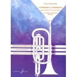 Michel Ricquier: J'Apprends La Trompette~ Oeuvre Instrumentale (Tous Les Instruments)