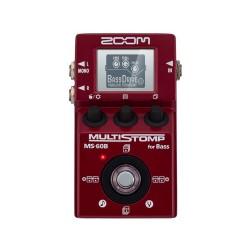 ZOOM MS-60B Pédale multi-effets pour basse