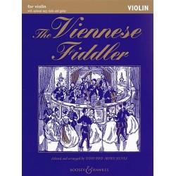 Jones Edward Huws The Viennese Fiddler - Violon
