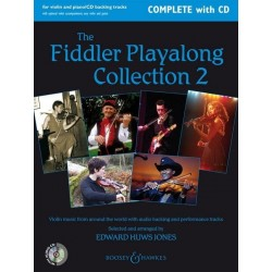The Fiddler Playalong Violin Collection 2
