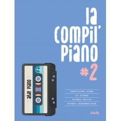 La Compil Piano 2 20 titres pour piano solo