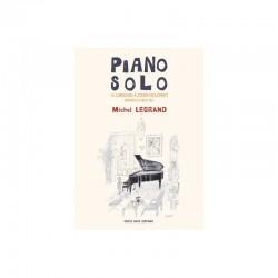 PIANO SOLO MICHEL LEGRAND 12 partitions pour piano facile