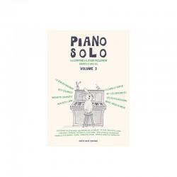 PIANO SOLO VOLUME 3 COMPTINES