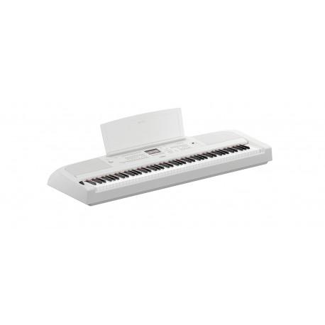 YAMAHA DGX 670 BLANC PIANO ARRANGEUR
