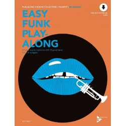 Ed Harlow Easy Funk Play-Along