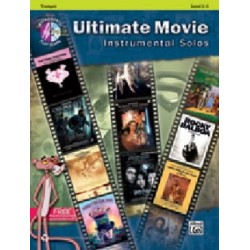 ULTIMATE MOVIE TRUMPET INSTRUMENTAL SOLOS