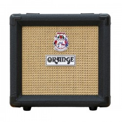 BAFFLE ORANGE PPC 108 BLACK