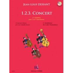 DEHANT JEAN-LOUP 1.2.3 CONCERT