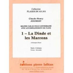 JOUBERT CLAUDE-HENRY LA DINDE ET LES MARRONS